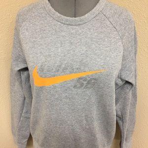 NWOT~Nike SB L-S Fleece Sweater (510)